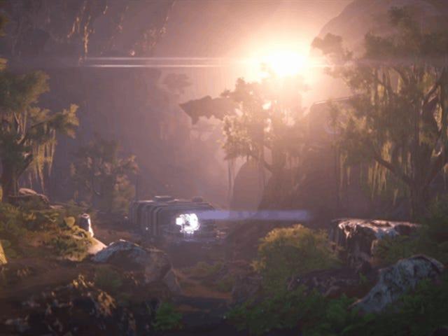 BioWare esittelee joitain uusia bittiä <i>Mass Effect Andromeda</i>