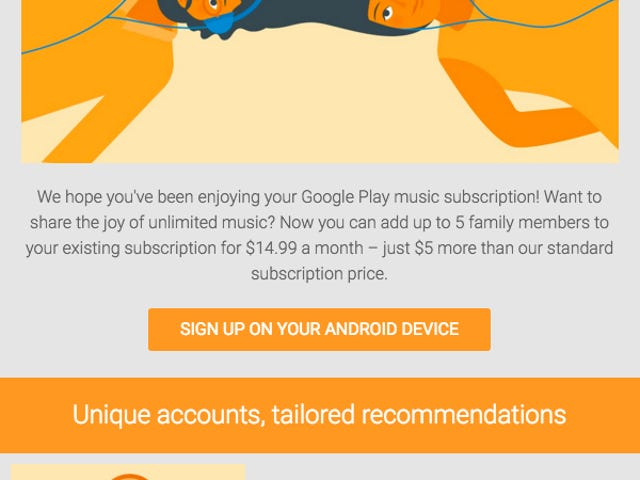 Google Play Music just got better