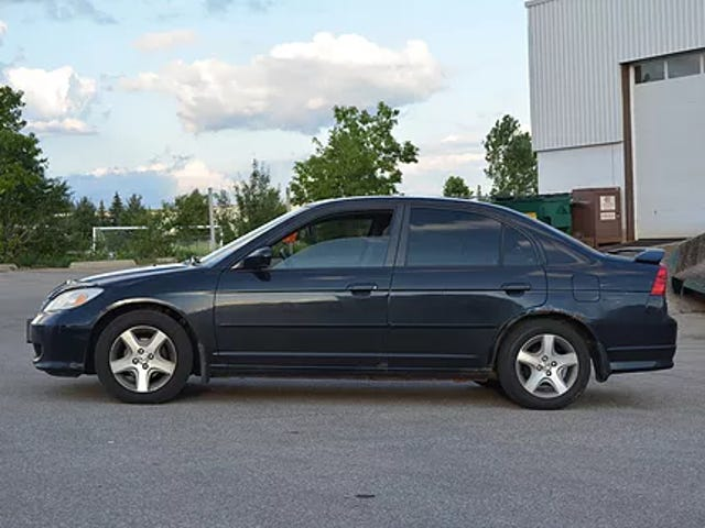 My First Car! 2004 Honda Civic SI (EX in US)