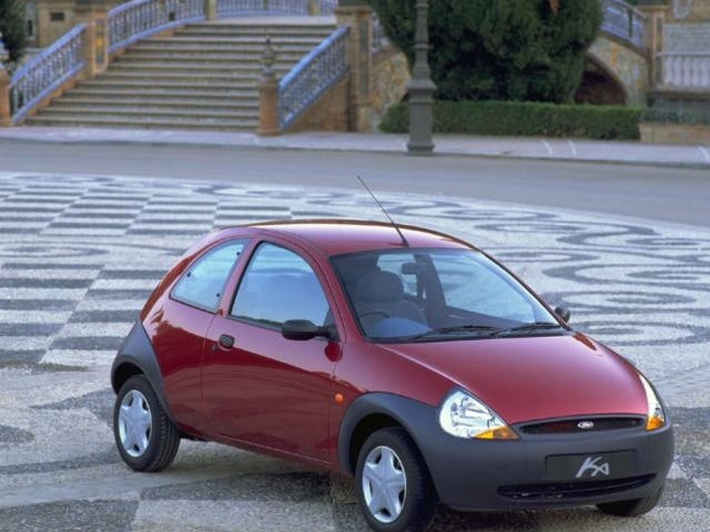 Hour Rule: Ford KA Edition