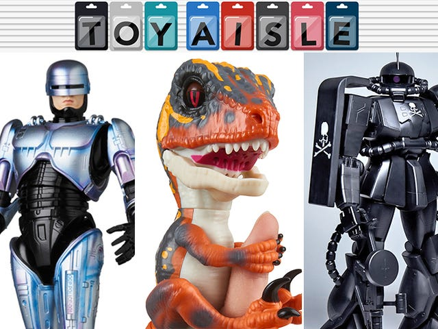Adorable, Finger-Hugging Dinosaurs, and More of the Coolest Toys of the Week