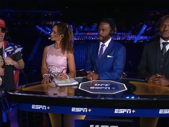 Colby Covington er motvillig, og det er slik UFC ønsker det