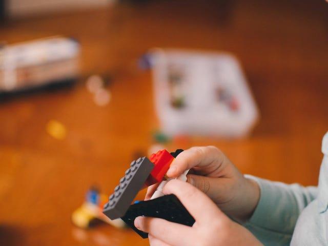 Motiver dit barn ved at have dem forestil dig fremtiden