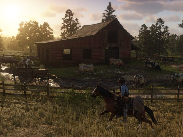 Why Reporting a Red Dead Redemption 2 Leak Cost a British Website $1.3 Million