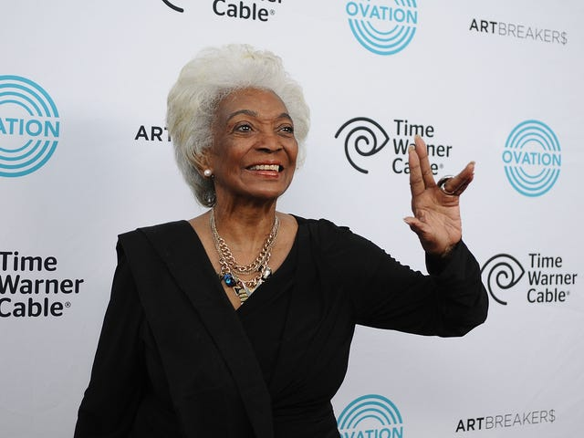 Nichelle Nichols NASA Documentary Given the Green Light for World Sales