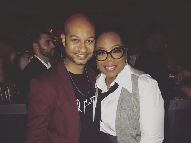Hey, Y'all, I Met Oprah. Here's What Happened