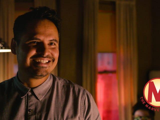 Luis, do Ant-Man, hilarmente faz uma grande pontuação - e marca um para os companheiros da MCU