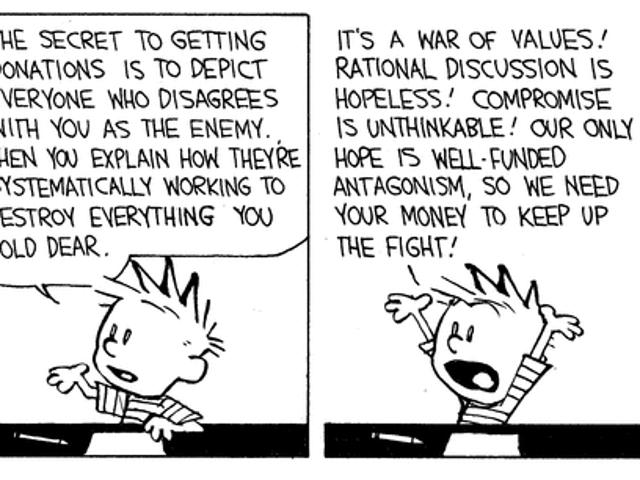 Calvin wyjaśnia