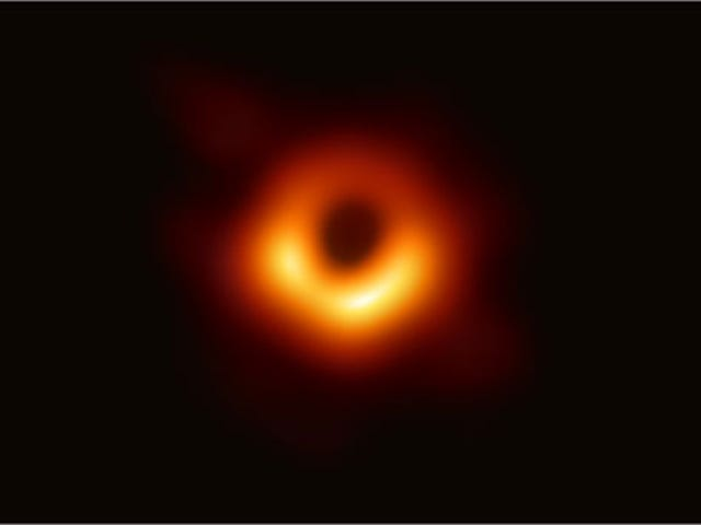 Gaze Into the Abyss: The First-Ever Image of a Black Hole