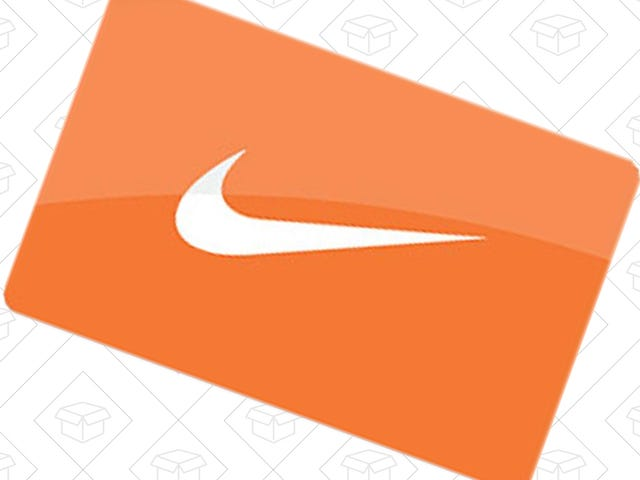 Purchase a $50 Nike Gift Card and Get a Free $10 One