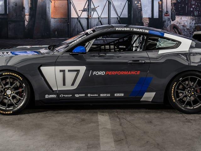 GT4 (Mustang)