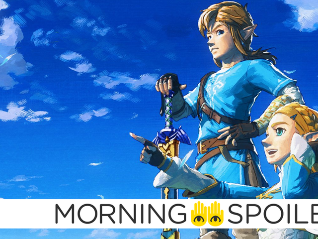 C&#39;est encore le temps des rumeurs sur une <i>Legend of Zelda</i> Show