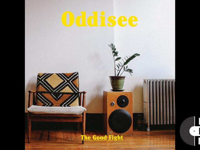 """30 dagar med musikalisk svärta med VSB, dag 6: Oddisee, """"That's Love"""""""