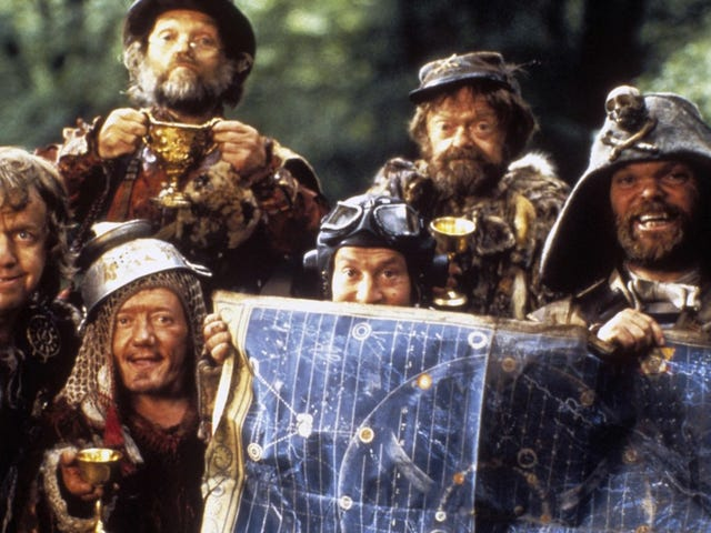 That Time Bandits TV Show Is Apparently Finally Happening