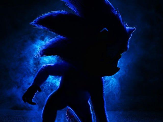 Nosso primeiro olhar no filme de Sonic incluiu um muito extra Dr. Robotnik e esse famoso ouriço