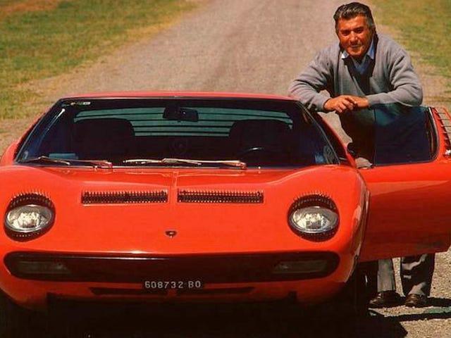 Montrez-nous les meilleurs (et les pires) Lamborghini