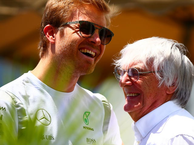 'Trump Is The Best Thing That's Happened To The World,' Bernie Ecclestone Says