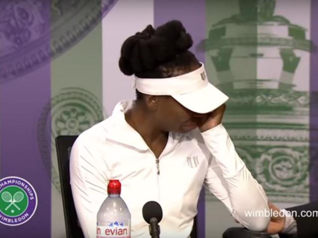 De politie trekt de slotsom dat Venus Williams in fatale crash in de problemen was