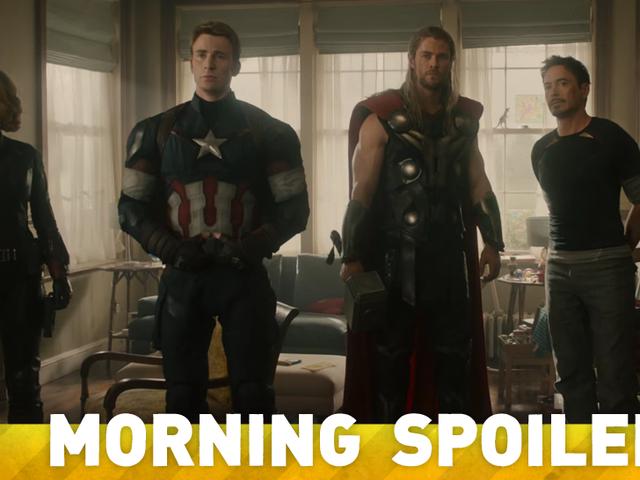 Another Surprising Marvel Hero Joins Captain America: Civil War!