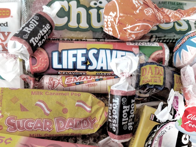 A guide to old-timey candies for our modern times