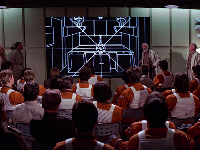 The Obscenely Complex Way the Rebels Stole the Death Star Plans in the Original Star Wars Expanded Universe