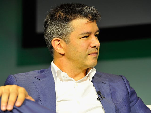 Uber Board Members Put Aside Differences to Accept Giant Sack of Investment Cash