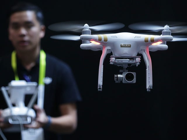 DJI Rewarded Bug Bounty Discovery With Legal Threats, Developer Claims