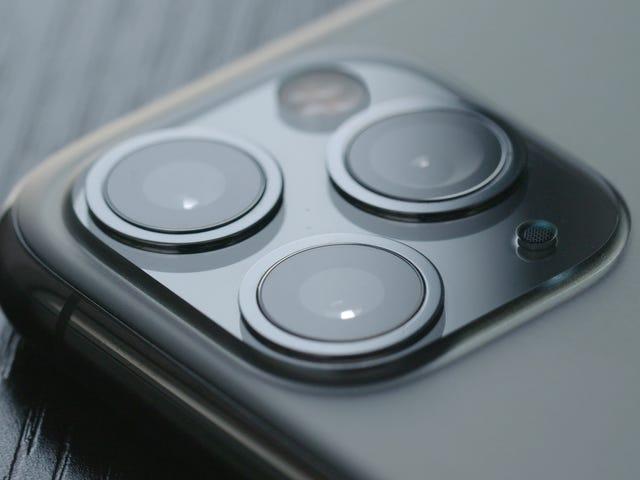 Los investigadores crearon lentes miles de veces más delgados para eliminar con suerte los feos golpes de la cámara del teléfono inteligente