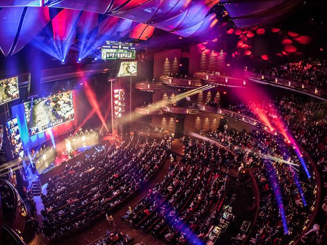 Hujung Minggu Di Esports: <i>Smite</i> Dunia <i>Smite</i> Pulih Ke Atlanta