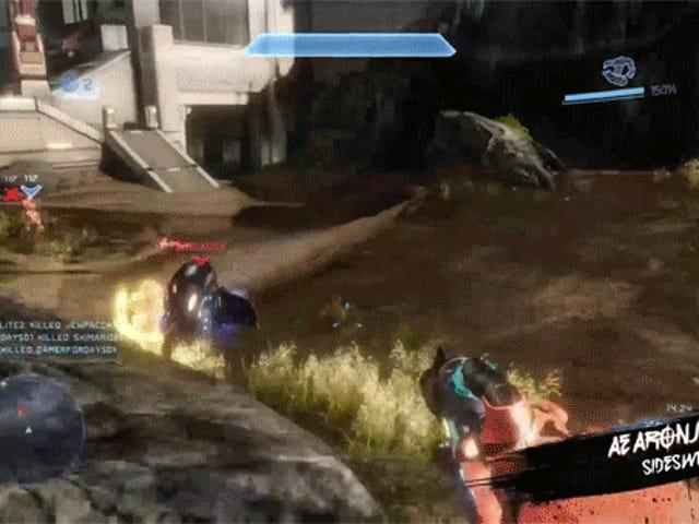 Smooth criminal... (Halo 4)