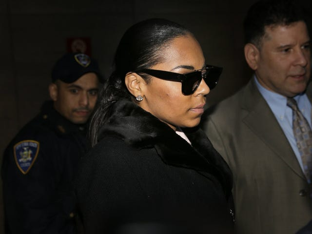 Ashanti's Stalker Cross-Examined Her During His Own Trial