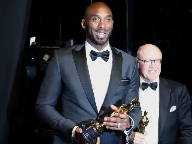 Animation Festival Drops Kobe Bryant After Protest Over 2003 Rape Allegation
