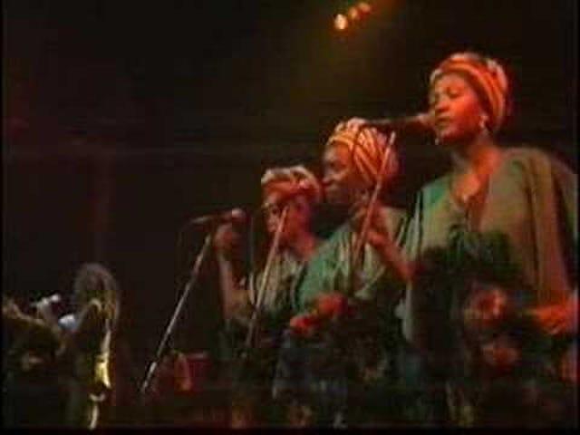 Bob Marley -- 'I Shot The Sheriff'