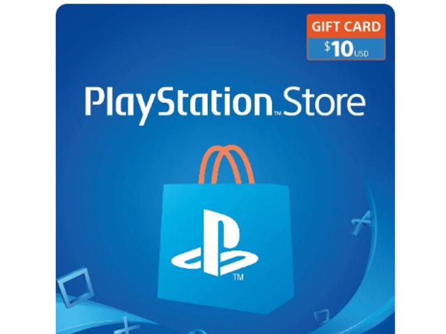 Ten-Dollar PS4 Gift Cards Have Beaten Out Twenty-Dollar Ones On Amazon