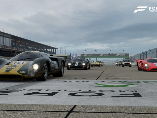 The Oppositelock Forza 7 Endurance Championship, Round 3: Results + Replay