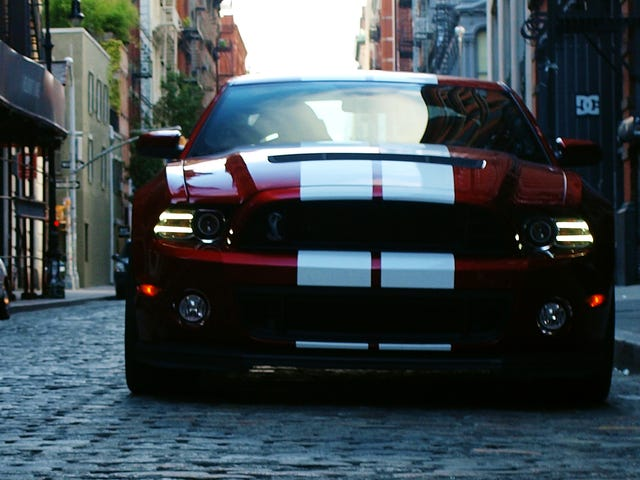 On A List Of Cars That Needed More Horsepower, The Ford Mustang Shelby GT500 Was At The Top