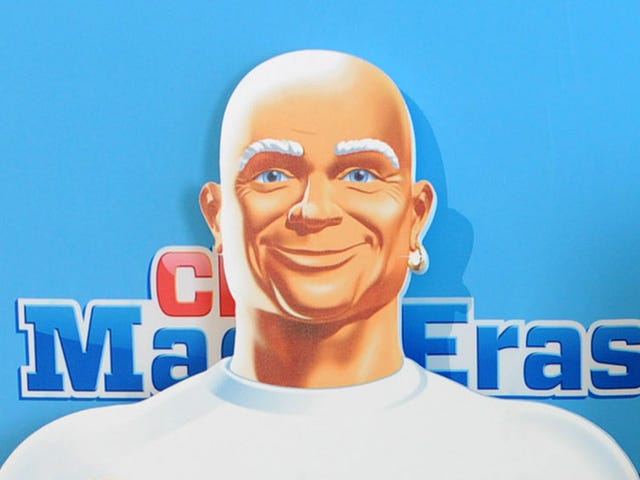 Google Rich Answers: Mr. Clean Is Asexual Because All Sex 'Is Just Too Dirty'
