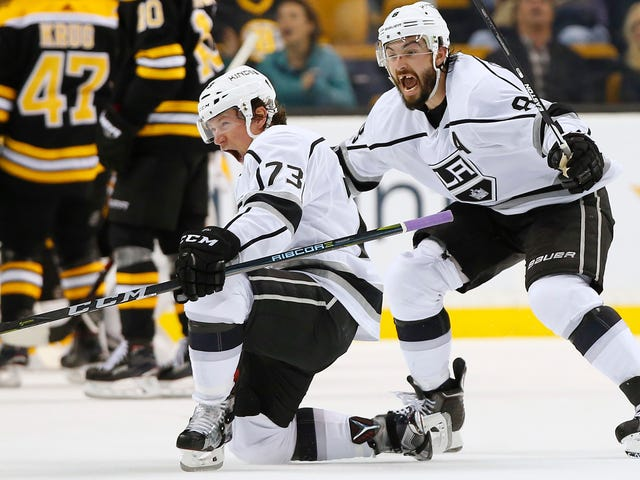 Tyler Toffoli's Blistering Buzzer Beater Bested The Bruins