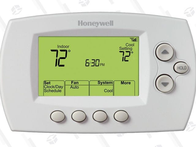 This $80 Thermostat Has Nest-Like Features In An Uglier Package