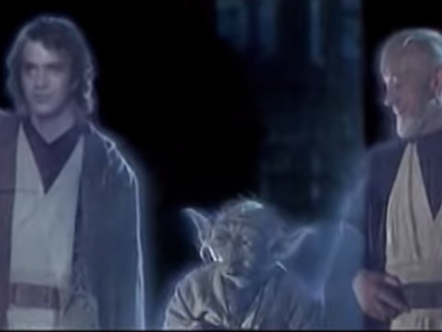 So, is Anakin going to be in Rise Of The Skywalker or not?