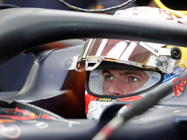 Max Verstappen bringer Honda sin første pol i Brasilien siden Ayrton Senna