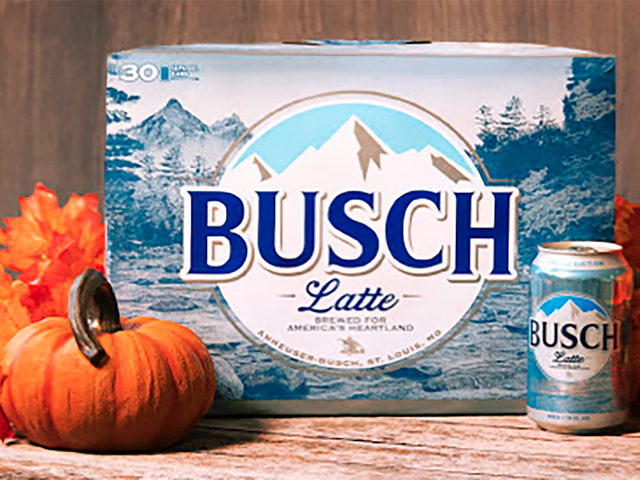 "Busch ""Latte"" literally sings the praises of morning beer"