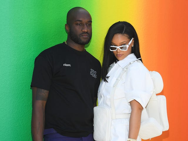 For the Culture: Celebs Stepped Out to Support Virgil Abloh's Debut at Louis Vuitton