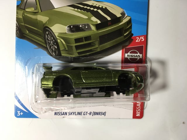 Hot Wheels QC at its best!