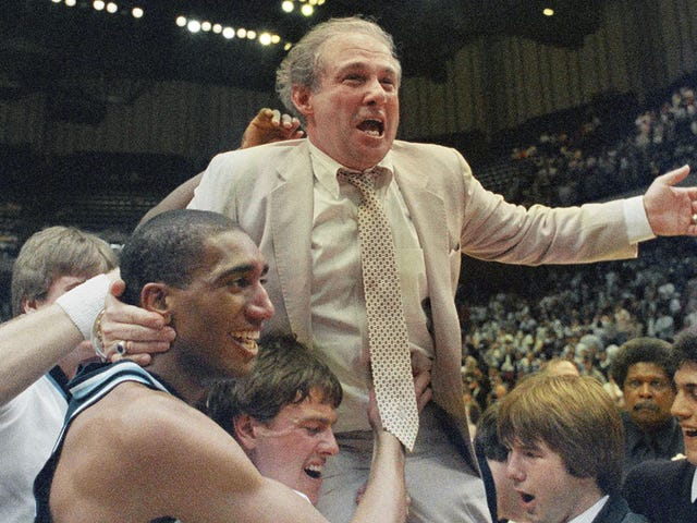 Longtime Villanova Coach Rollie Massimino Dead At 82
