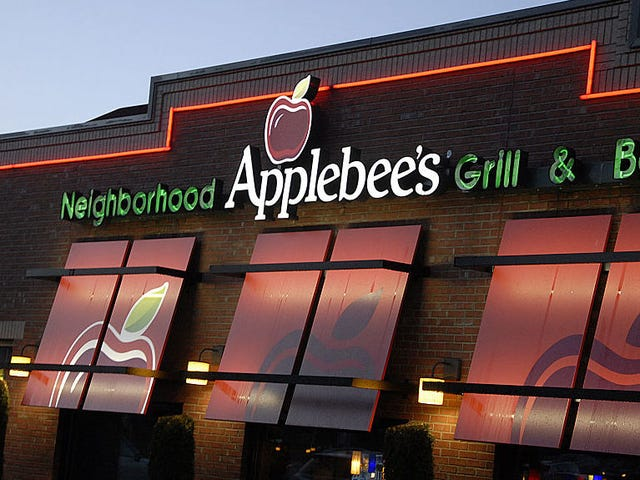 Applebee's working on a new app for those who need Applebee's right freaking now