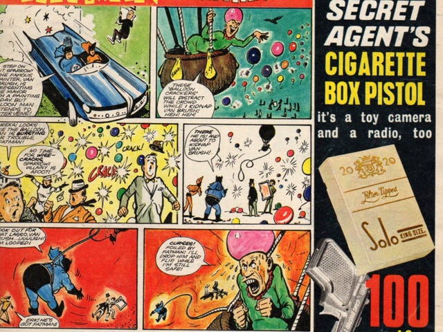 Win a secret fag box gun!