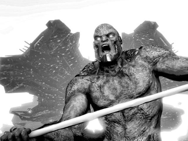 Zack Snyder publica una imagendecómoibaa ser Darkseid,el villano desuversióndejustice <i>Justice League</i>