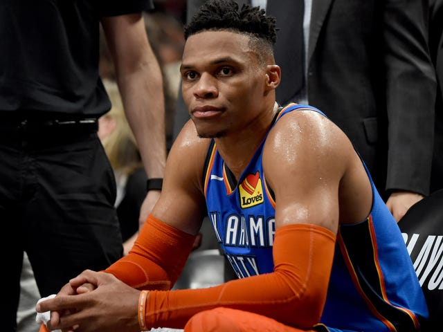 Russell Westbrook Is Struggling