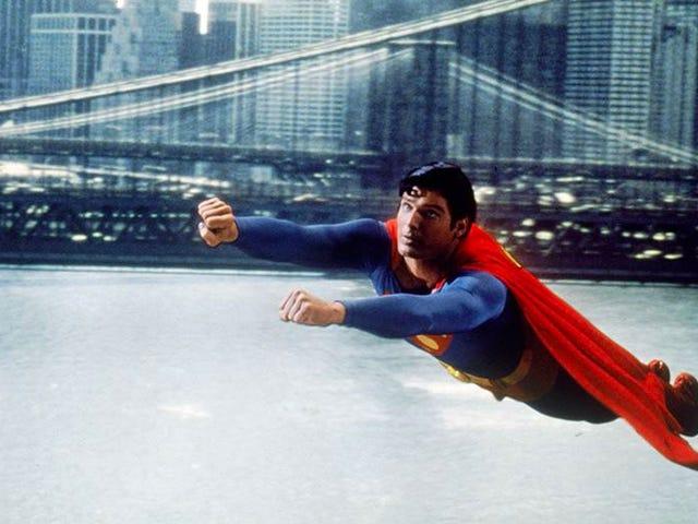 Czas nie był miły dla Supermana